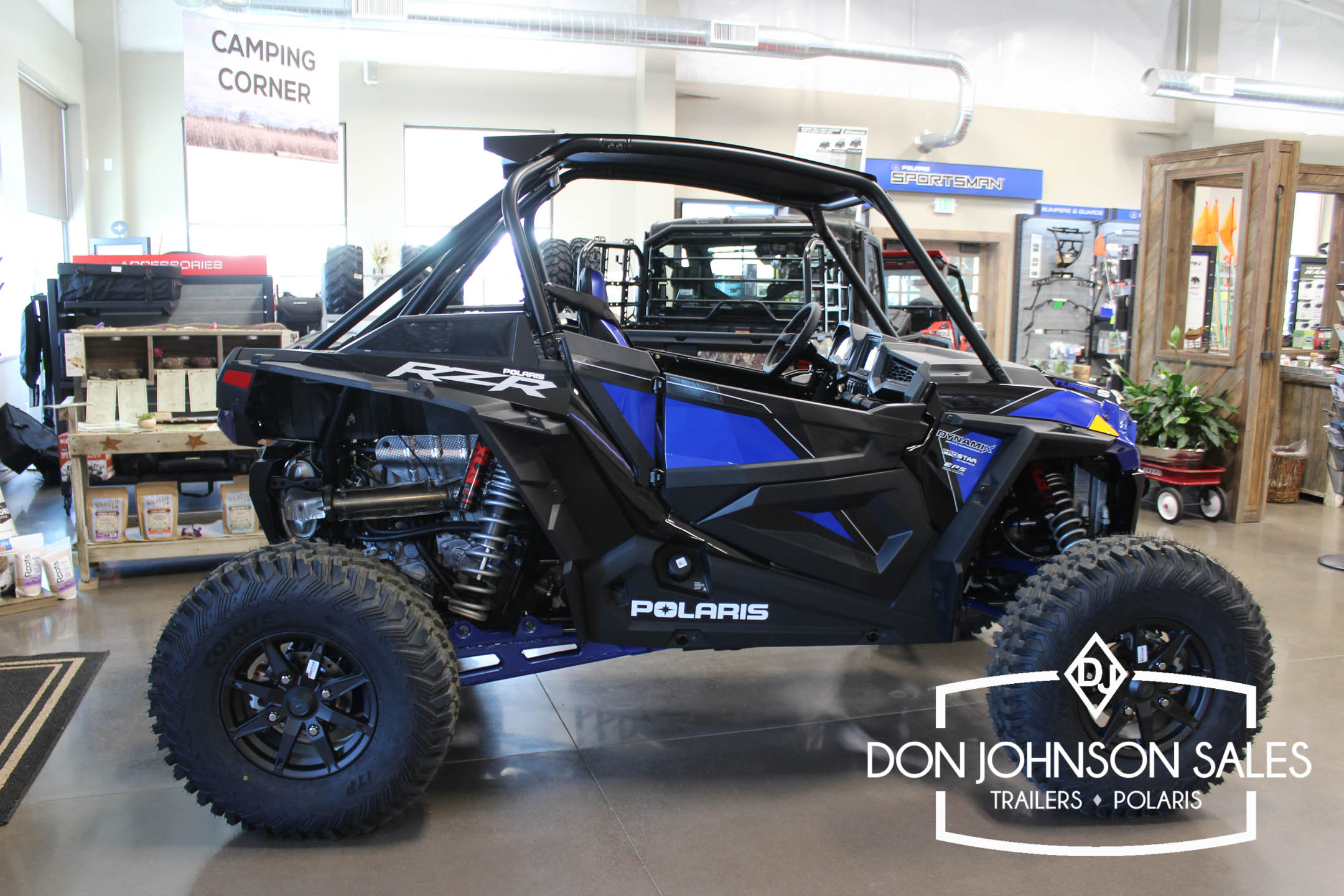 2020 RZR XP Turbo S Stock #787543 – Don Johnson Sales – The